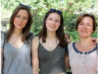 French Aupair looking for a host family in London