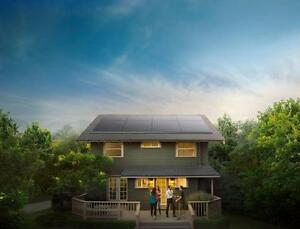 WOW! FREE $30,000 SOLAR PANELS!! PLUS GET A FREE ECOBEE ONLY THIS APRIL! Call 416-479-3535