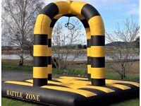 Battle Zone Wrecking ball / Gladiator Duel
