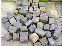 For sale 46 old original granite sets probably over 100 years old