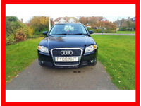 2008 Audi A4 Avant 1.9 TDI SE 5dr --- Diesel --- Manual --- Part Exchange Welcome --- Drives Good