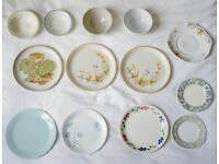 Vintage - all in a tumble - tableware collection