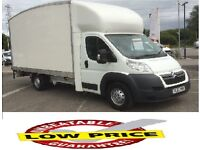 ESSEX MOVERS, TOP REMOVALS SERVICE / MAN & VAN HIRE, LUTON VAN, ALL ENGLAND COVERED, RELIABLE DRIVER