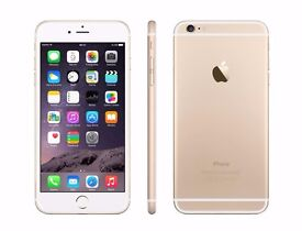 Apple iphone 6 Gold 16gb unlock and in excellent condition