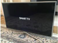 "ULTRA THIN - 40"" SAMSUNG Smart LED TV -1080p -400hz- FREEVIEW HD"
