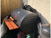 Chargriller Coat BBQ- used three times