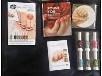 Rio nail art pens and book