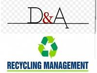D&A waste management rubbish clearance