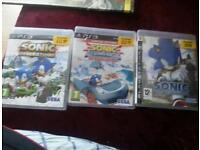 Ps3 sonic games