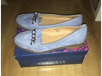 Blue Shoes Excellent Condition Used