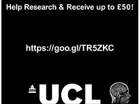 People with current/past persistent LOW MOOD wanted for a decision-making study at UCL
