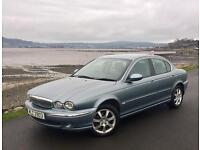 2003 Jaguar X Type 2.0 Diesel - FULL MOT & FULL SERVICE HISTORY - QUICK SALE NEEDED