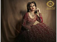 ASIAN BRIDAL MAKEUP ARTIST & HAIRSTYLIST LEICESTER