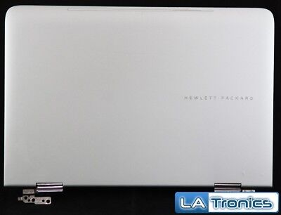 """HP Spectre x360 13-4000 series 13.3""""  Laptop LCD Back Cover KEQ35Y0DLP + Hinges"""