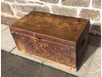 Vintage Chests/Kists/Trunks - upcycling project