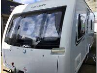 2013 Lunar Lexon 540 (Fixed Bed, Full End Washroom)
