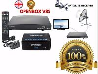 Latest Genuine Openbox V8S Full HD | With 24 Month Gift | Glitch / Freeze free!