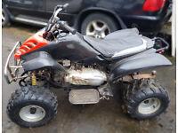 quad 4x4 spare or repair quick sale