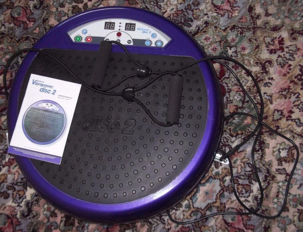 gadget fit power vibration plate instruction manual