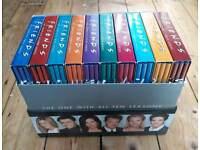 Friends full 10 season box set
