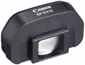 Canon ERP-EX15 Eyepiece Extender