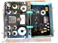 Datation radios valve
