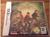 The Spiderwick Chronicles Nintendo DS Game