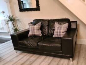 Black 3&2& foot stool