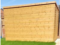 High quality Brand New ship lap 6.5x10 shed. Not used.easy to dissemble. £400 Ono
