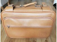 Vintage style suitcase