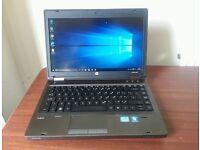 HP ProBook 6360b laptop 320gb hd 8gb ram Intel core i5 - 2nd generation processor