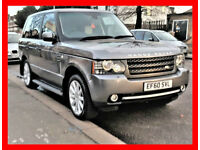 2011 Land Rover - Range Rovere 4.4 TD - V8 Vogue - 81900 Miles - Cream Leather - Great Spec & Loaded