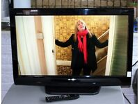 Sharp 32 inch HD Ready LCD TV with Freeview