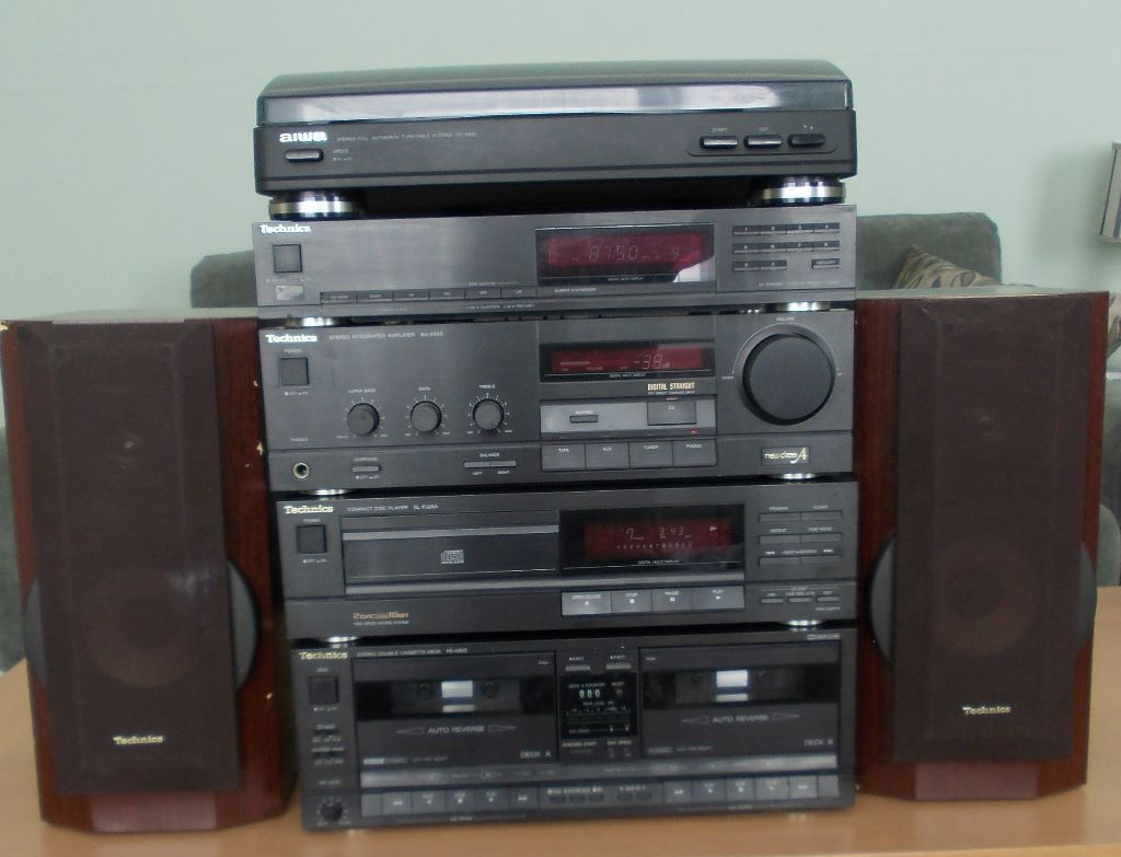 TECHNICS SYSTEM Separates Stack Hi Fi System with  : 86 from www.gumtree.com size 1024 x 783 jpeg 76kB