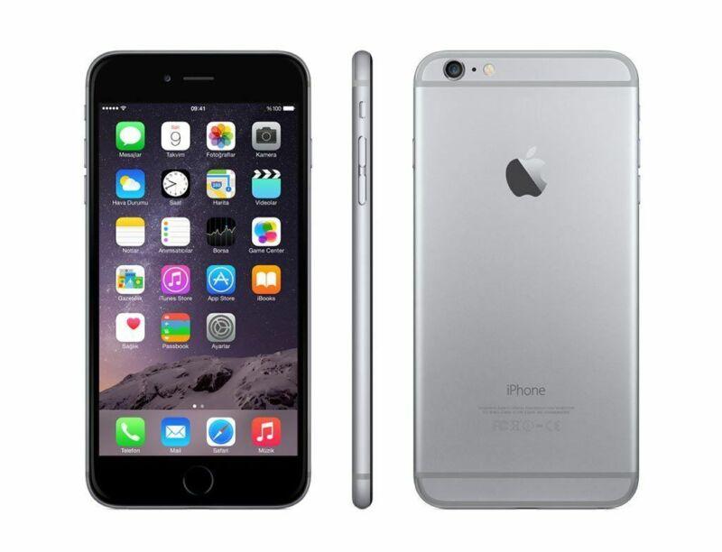 Apple iPhone 6 Plus 16GB Space Gray (Verizon Wireless) MGCK2LL/A