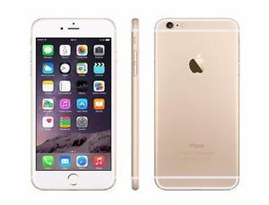 iPhone 6 64GB UNLOCKED (including Wind / Freedom) Gold MINT $450 FIRM /w Original Box