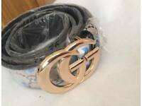 Brand new designer belts for sale