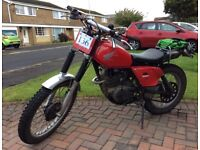 Classic 1979 Honda Xl 250s, 9 Months (daylight) MOT, Very clean ongoing project.
