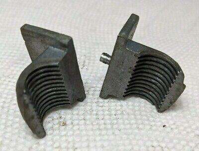 Vintage Atlas Craftsman 101-21400 6 Lathe Split Half Nut Set Pair M6-12a 2