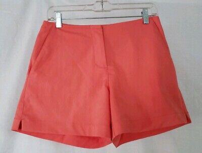 Adidas Shorts Womens Size 4 Golf Walking Moister Wicking 100% Polyester