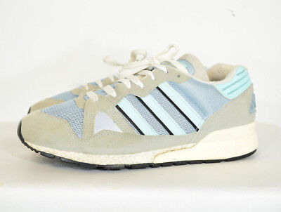 ba78bc311 Men s 2014 Adidas ZX 710 Blue Gym Running Trainers Size ...