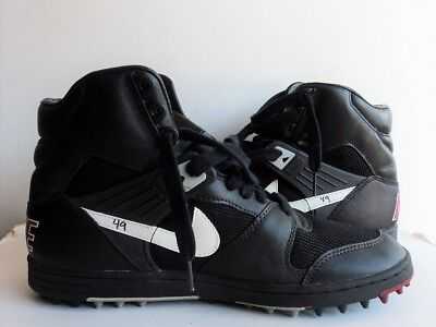 b3f4c2684eec Brent Mayne Royals 1990-91 Game Used Turf Cleats Shoes - FLASH SALE