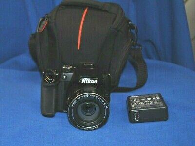 Nikon CoolPix B500 16MP Digital Camera NICE!