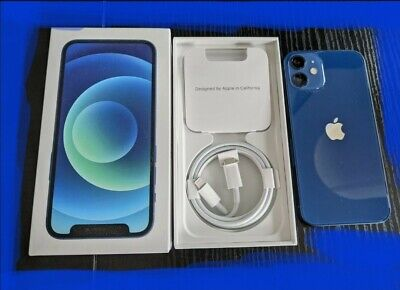 Apple iPhone 12 mini - 64GB - Blue (T-Mobile) Unlocked
