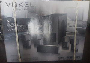 Vokel 5.1 HD Home Theater System