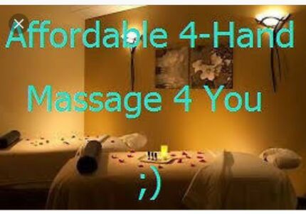 Couple to massage you