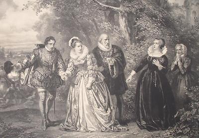 Gustav Bartsch Maria Stuart Elisabeth England Schottland Schiller Theater Drama
