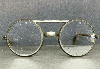 Antique Willson Steampunk Motoring Goggles