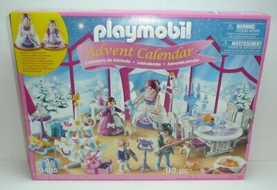 Playmobil Girls Advent Calendar 9485 Christmas Gift Figures Cat Holiday Party