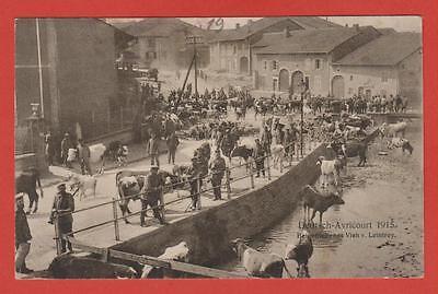 Deutsch-Avricourt Frankreich Lothringen Meurthe-et-Moselle Feldpost Militaria R?